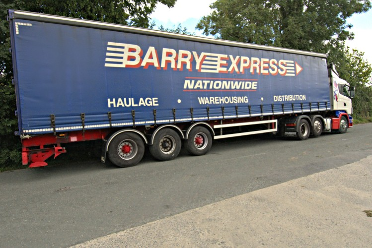 Dangerous  >> Barry Express Gallery | Longford Collection and Delivery ...